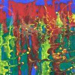 Abstract Art, Rydal Penrhos